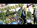 SURİYELİ IRKÇI SOSYAL DENEY !