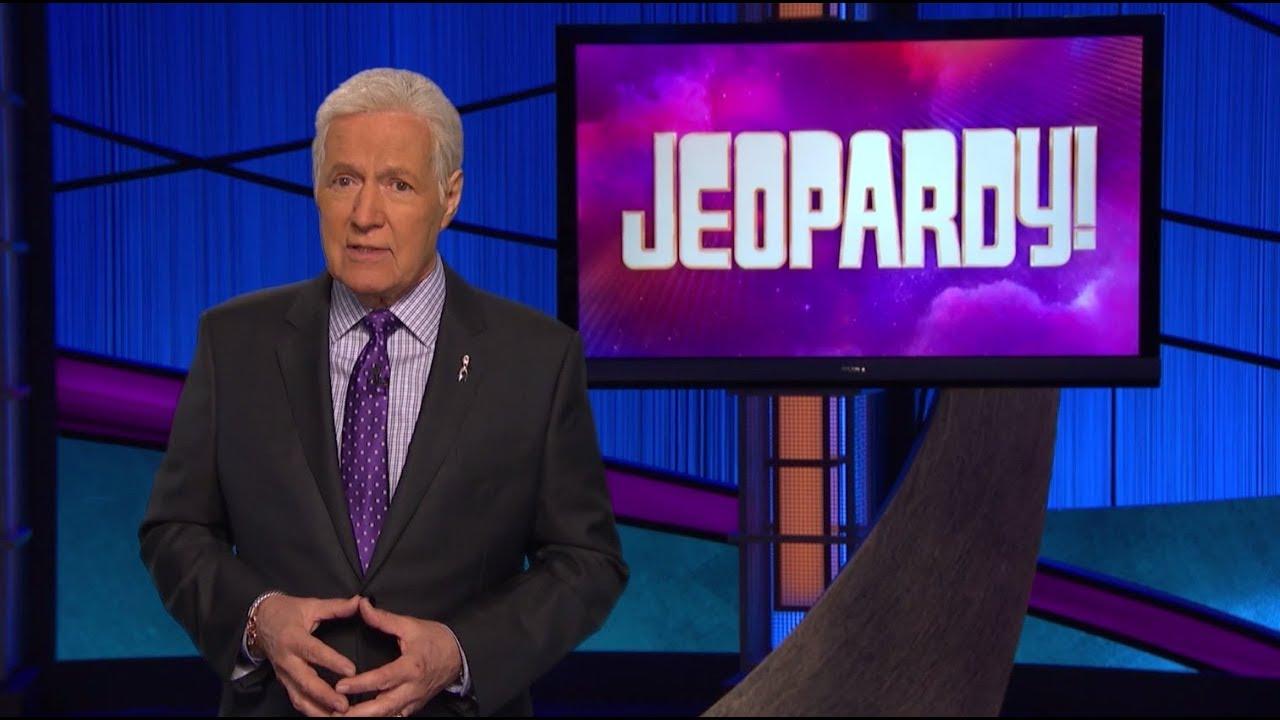 Jeopardy Host Alex Trebek Releases Psa On Pancreatic Cancer