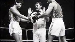 Бокс   1984 год. Асылбек Килимов СССР Казахстан