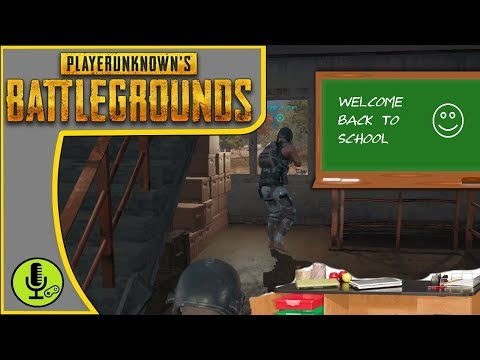 PlayerUnknown's Battlegrounds - PUBG - Funny Gameplay - Showing Ryan The Ropes