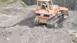 Heavy Equipment Operating