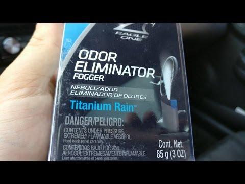 Review: Eagle One Odor Eliminator Fogger