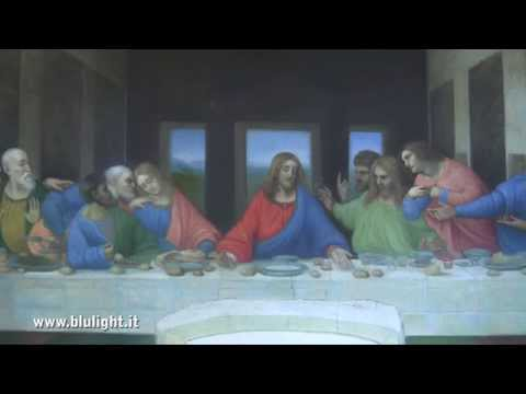 Ep.15 - LEONARDO DA VINCI - THE LAST SUPPER - BLULIGHT GALLERY