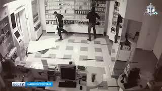 Фото Дерзкий налет на салон связи в Башкирии попал на видео