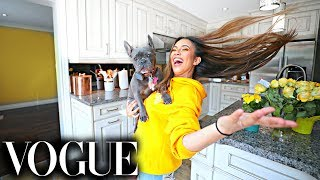 73-questions-empty-house-tour-with-adelaine-morin-vogue-parody