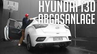 JP Performance - Hyundai i30  | Abgasanlage