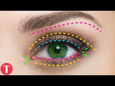 10 Makeup Tricks That Will Make You More Attractive
