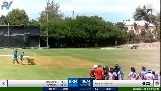 CC Men's T20 World Cup Americas Region Final 2019: BERMUDA  VS CAYMAN ISLANDS