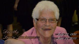Dorothy Louise Lockwood