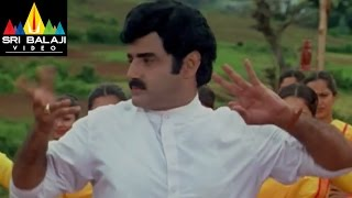 Narasimha Naidu Movie Balakrishna as Clasical Dancer | Balakrishna, Simran | Sri  Balaji Video