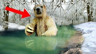 Most AMAZING Creatures From The Ice Age!