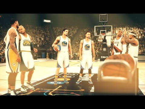 NBA 2K17 - THE SHARPSHOOTER ARCHETYPE WILL SURPRISE YOU IN NBA 2K17