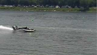 Hydroplane race at Madison Regatta
