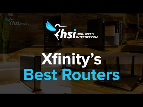 The Best Routers and Modems for Xfinity