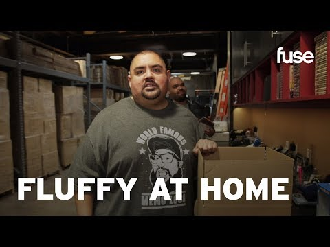 Ep. 3: Gabriel Iglesias Hooks A Fan Up With Fluffy Merch | Fluffy At Home