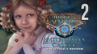 Hidden Expedition 8: Smithsonian Castle [02] w/YourGibs - MYSTERY TAKES US BACK IN TIME