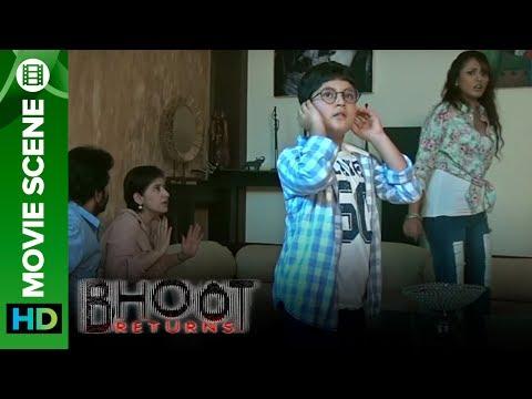Small Boy Having Fun | Bhoot Returns