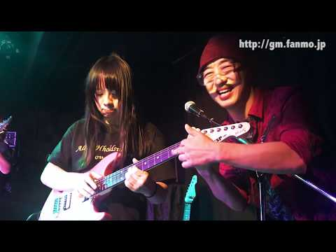 Guitar☆Man GIG #035– 西脇辰弥presents Tribute for Allan Holdsworth/ROAD GAMES