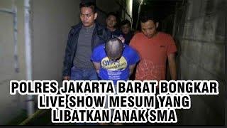 Siswi SMA Jadi Model 'Live Show' Mesum di Grup Line Bertarif Jutaan Rupiah, 5 Admin Ditangkap