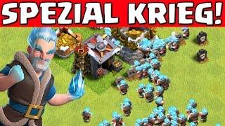 EISMAGIER - SPEZIAL KRIEG! 2v2    CLASH OF CLANS    Let's Play CoC [Deutsch/German HD+]