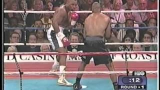 Roy Jones Junior vs Reggie Johnson - IBF/WBC/WBA Light Heavyweight Title - Rounds 1 - 6
