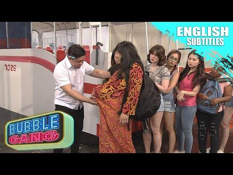 Bubble Gang: Singit-singit lang 'pag may time!