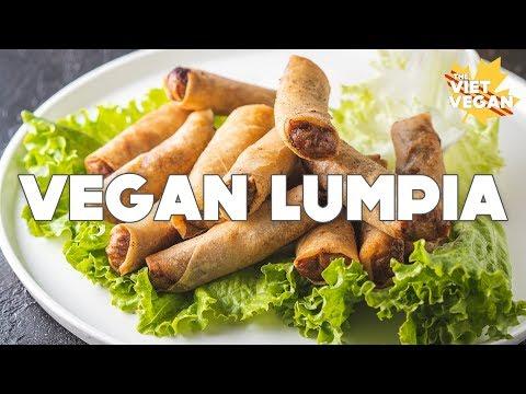 Vegan Lumpia Shanghai with Janelle!