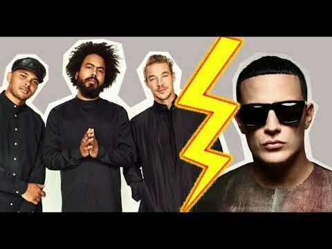 Mix_-Major- Lazer-  &&  -Dj -Snake- 2017