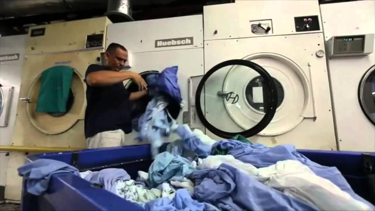 C mo funcionan las lavander as de ropa hospitalaria for Imagenes de lavaderos de ropa