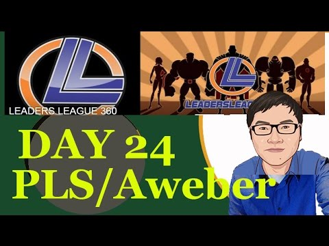 LL360 Day 24 Power Lead System and Aweber Setup