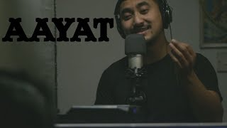 Aayat - Arijit Singh ( Jyovan Bhuju Cover ) #KaraokeSession