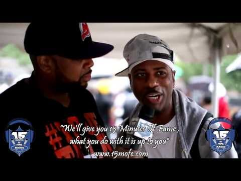 Kay Gee Of Naughty By Nature #TrueTalkSessions Interview with @Rahgrizzly On 15 minutes Of Fame