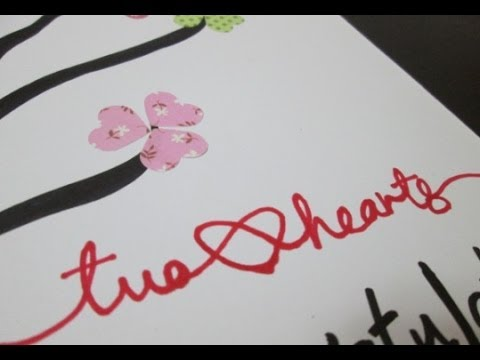 DIY : #34 Wedding Gift Card ♥