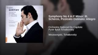 Symphony No 4 in F Minor: III. Scherzo, Pizzicato Ostinato: Allegro