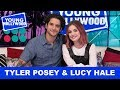 Lucy Hale & Tyler Posey Spill On Their Truth or Dare Romance Scene!