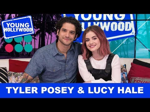 Lucy Hale & Tyler Posey Spill On Their Truth or Dare Romance !