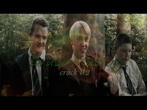 » hey, where did you get that body from? ♥ draco malfoy ♕ crack #2♕