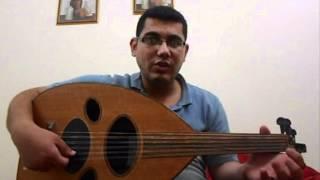تعليم عود سماعي - أغنية قالو ترا الجزء الأول - عبادي الجوهر 3azif.com I