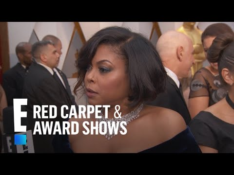 """Taraji P. Henson's Mission to Do """"Hidden Figures"""" 