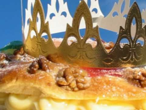 CAKE MADE FOR A KING * Three Kings Day Celebration Cake! - YouTube