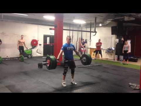 TNG snatch triple at 115 by Björgvin Karl Gudmundsson
