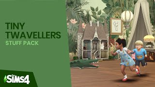 TINY TWAVELLERS | CC Showcase | The Sims 4: Custom Content