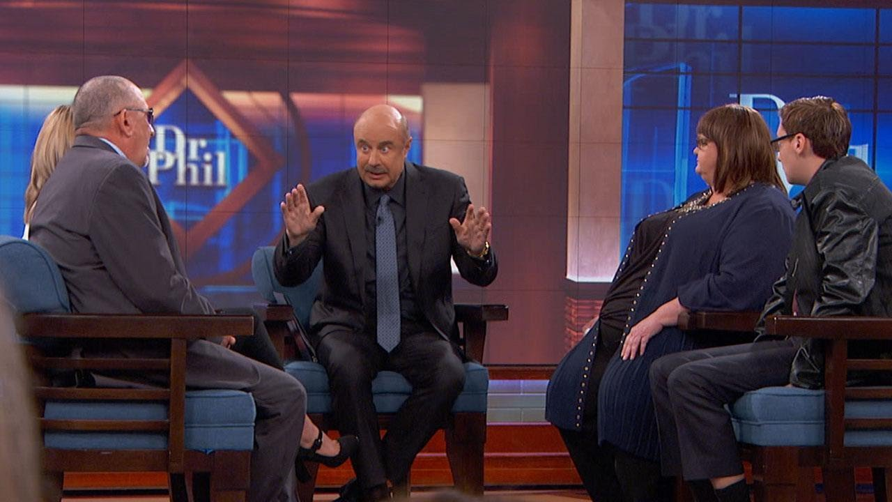 Dr. Phil To Parents Of 18-Year-Old Sexual Predator: 'He's About As High A Risk For Re-Offense A