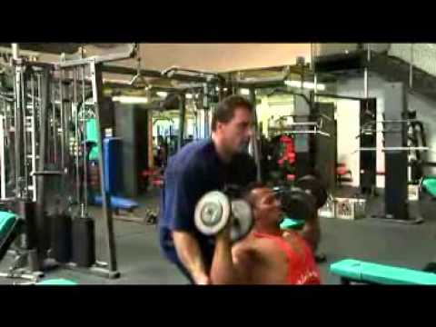Sazali Samad trained by Milos Sarcev Mr Olympia Top contender