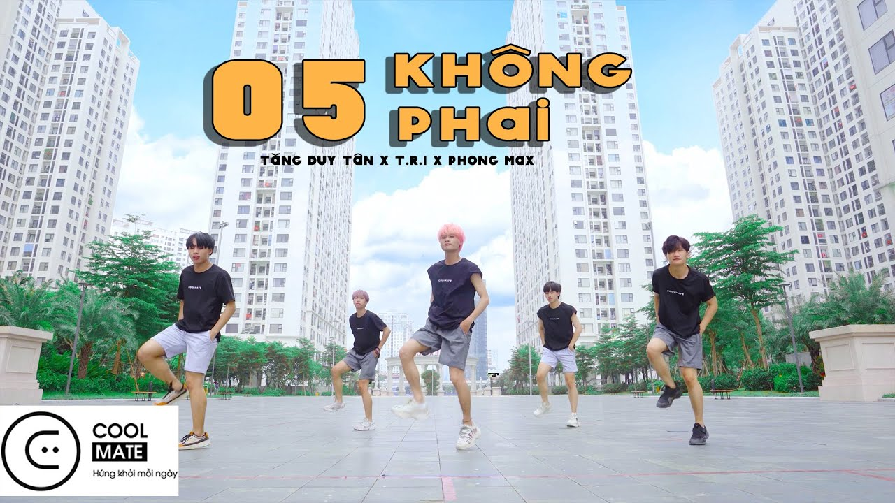 05 ( Không Phai ) Tăng Duy Tân x T.R.I x Phong Max | COOLMATE x KIONX | SPX ENTERTAINMENT