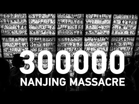 Nanjing Massacre: A story that must never be forgotten