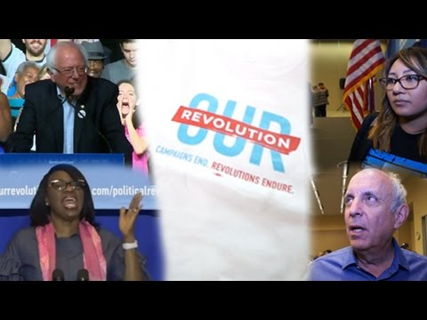 Sanders' Inspired 'Our Revolution' to Empower Local Chapters, Primary Corporate Democrats