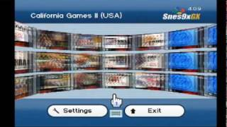 Wii - NES, SNES, Genesis Emulation