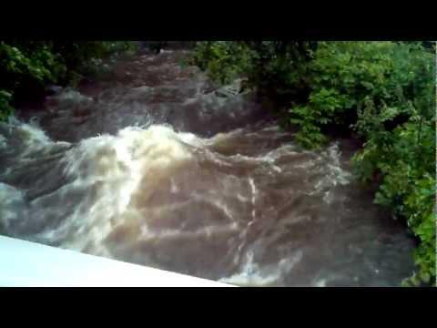 Hurricane Irene Waterbury CT
