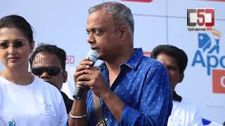 Dhruva Natchathiram IS FINISHED TODAY | Gautham Menon open talk |C5D